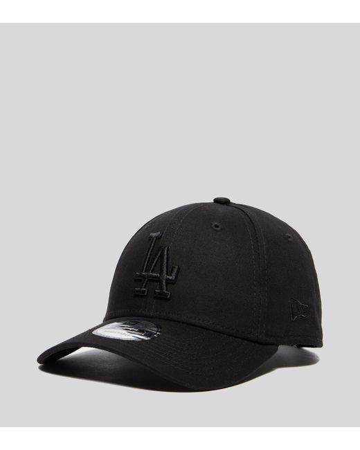 KTZ - Black 9forty La Strapback Cap for Men - Lyst ... 62a7f25830d8