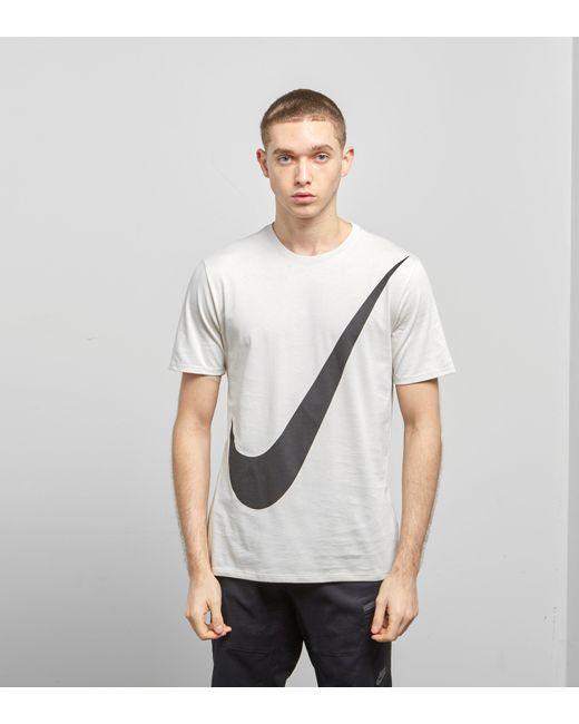 Nike - Black Hybrid T-shirt for Men - Lyst