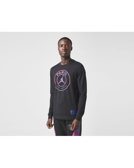 Nike Multicolor X PSG Long Sleeve T-Shirt