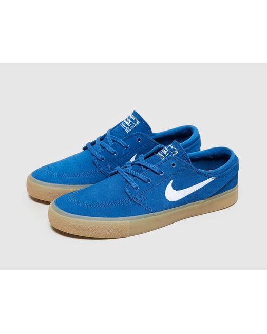 SB Zoom Stefan Janoski RM Nike pour homme en coloris Bleu - Lyst