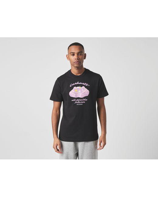 Fortune T-Shirt di Carhartt WIP in Black da Uomo