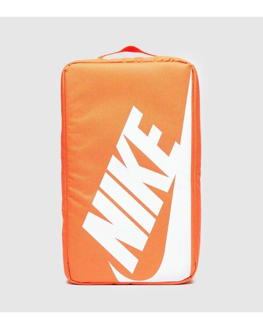 Sac Boite à Chaussures Synthétique Nike en coloris Orange - Lyst