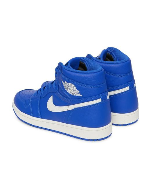 3151156d383a09 Lyst - Nike Air 1 Retro High Og Gs in Blue for Men - Save 71%