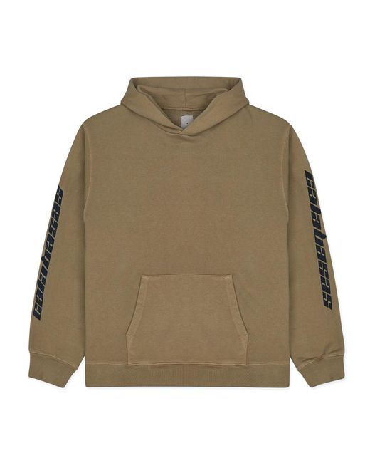Yeezy - Multicolor Yeezy Calabasas Embroidered French Hoodie for Men - Lyst