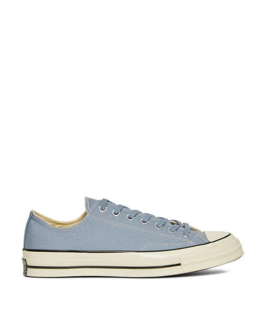 52dfd8daa8d115 Converse - Blue Chuck Taylor All Star Ox 70 s Vintage Canvas Sneakers for  Men - Lyst ...