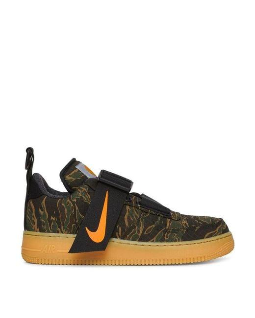 Lyst Nike Carhartt Wip Air Force 1 Utility Low Sneakers For Men