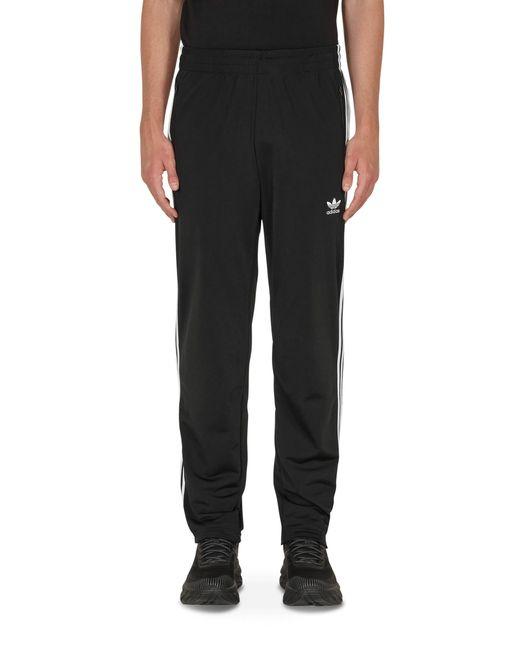 Adidas Originals Black Adicolor Classics Firebird Primeblue Track Pants for men