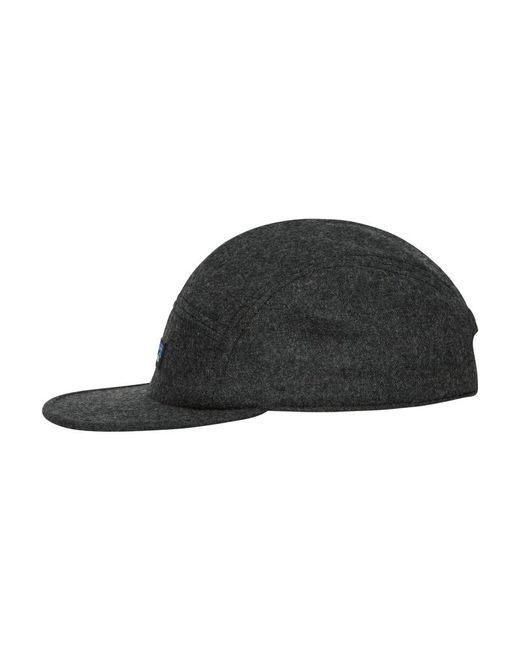 ... Patagonia - Black Recycled Wool Cap for Men - Lyst ... b7fdca06f48a