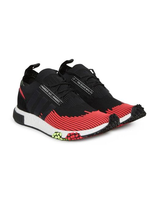 d6887df7beb ... Adidas Originals - Multicolor Nmd Racer Gtx Primeknit Sneakers for Men  - Lyst ...