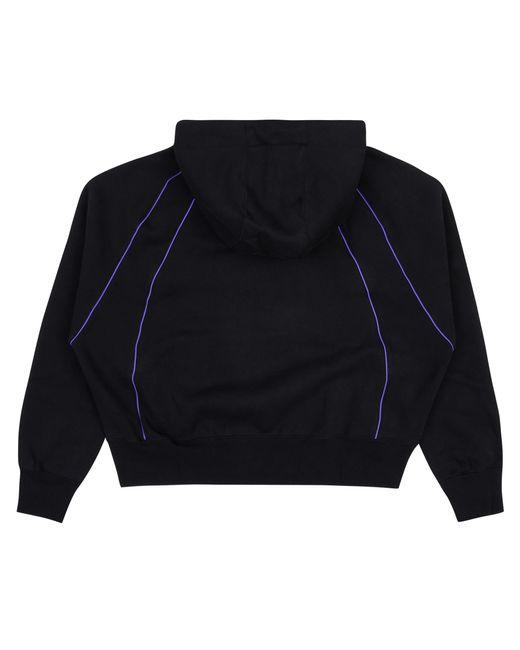 Nike Black Paris Saint-germain Hooded Sweatshirt