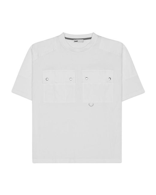 GmbH - White Ryane T-shirt for Men - Lyst