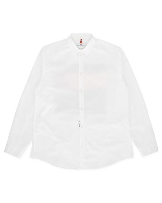 d7c868bdfade1 OAMC - White Se Shirt for Men - Lyst ...