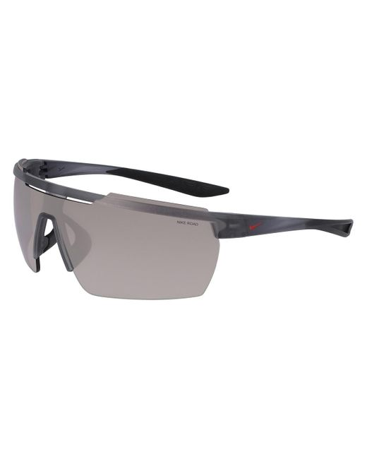 Nike Gray Windshield Elite E Cw4660 080 Sunglasses Grey for men