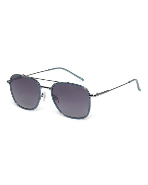 Ted Baker Gray Tb1626 642 Sunglasses Grey for men