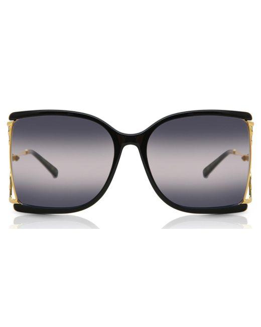 Gucci Multicolor GG0592S 002 Women's Sunglasses Black