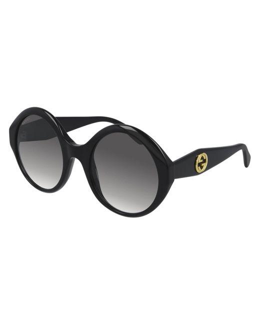 Gucci Black GG0797S 001 Women's Sunglasses