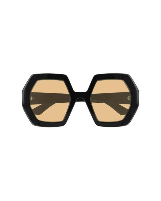 Gucci Black GG0772S 006 Women's Sunglasses