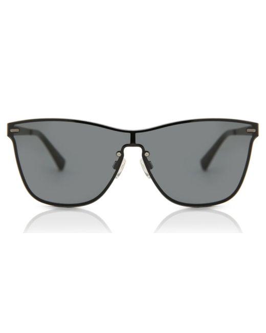 Hawkers Sunglasses Black Gun Metal Dark One Venm Metal H02lhm5001 Sunglasses for men