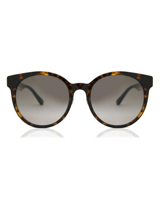 Gucci Brown GG0416SK 003 Women's Sunglasses