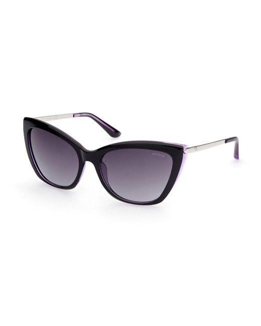 Guess Gu 7781 05b Women's Sunglasses Black