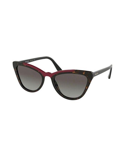 22c6d9c0 Women's Gray 56mm Cat Eye Sunglasses
