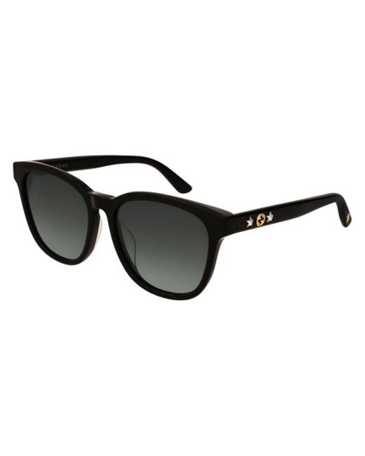 Gucci Black Sunglasses, GG0232SK