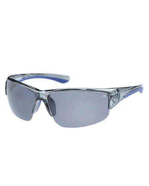 Caterpillar Gray Cts Filter Polarized 108p Women's Sunglasses Grey
