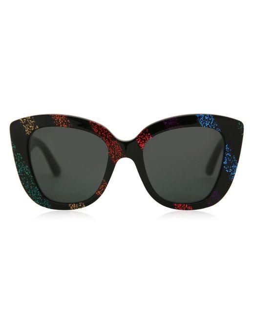 Gucci Multicolor GG0327S 003 Women's Sunglasses