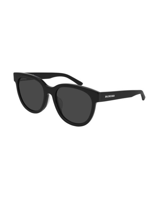 Balenciaga Bb0077sk Asian Fit 001 Women's Sunglasses Black