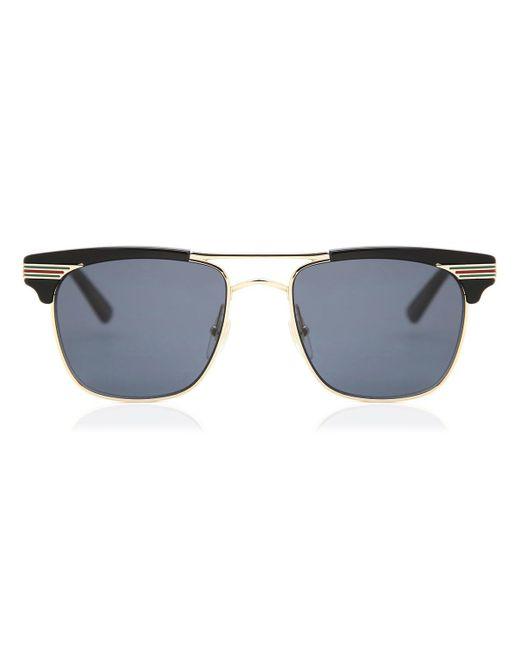 Gucci Gray GG0287S 001 Sunglasses for men