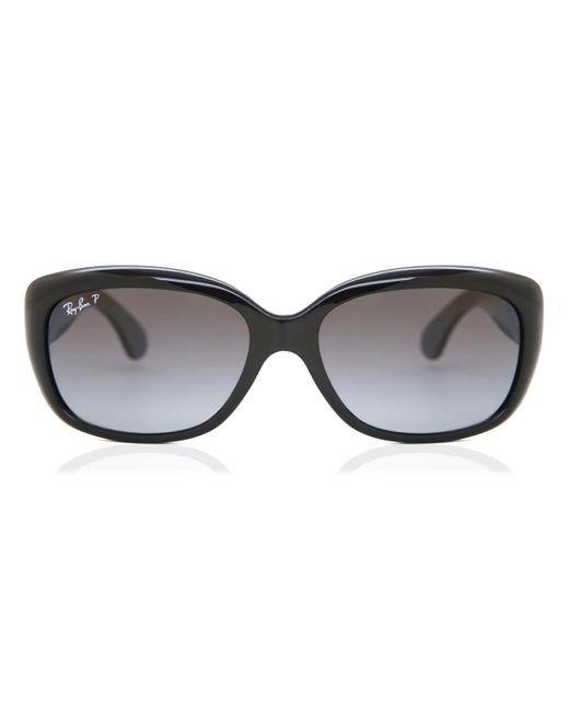 Ray-Ban Rb4101 Jackie Ohh Polarized Polarized 601/t3 Women's Sunglasses Black