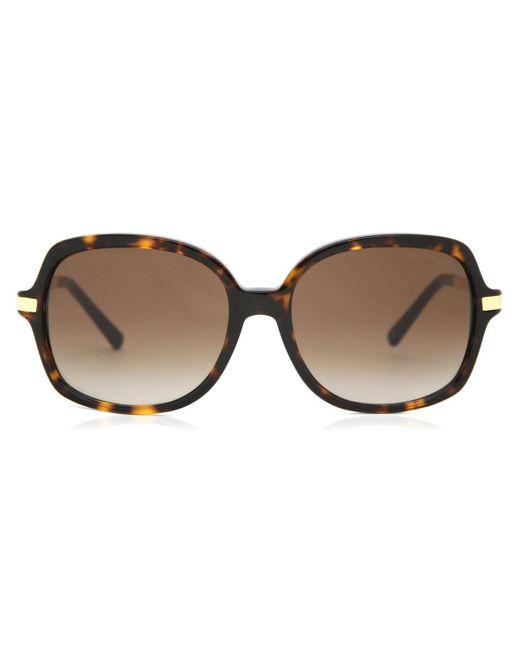 Michael Kors Black Mk2024 Adrianna Ii Round-frame Sunglasses
