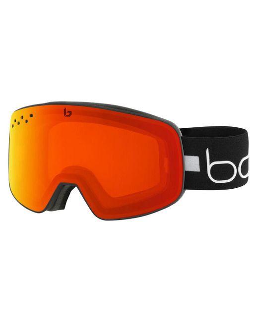 Bolle Orange Nevada 21916 Sunglasses Black for men