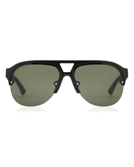 Gucci Green GG0170S 001 Sunglasses for men