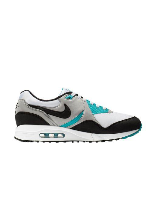 Shop Nike Men's Air Max 97 Casual Shoes BlackBlue Nebula
