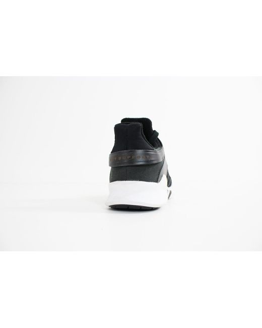 f236ded8fbe3e2 Lyst - Adidas Eqt Support Adv in Black for Men