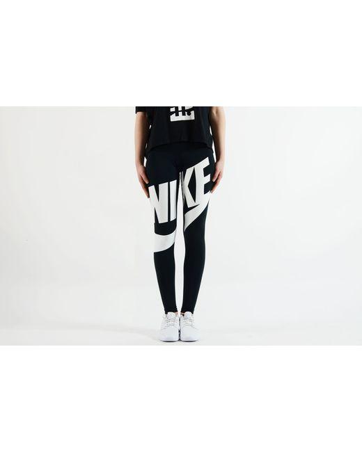 "Nike Leggings Big Print Logo ""just Do It Pack"" Women in ..."