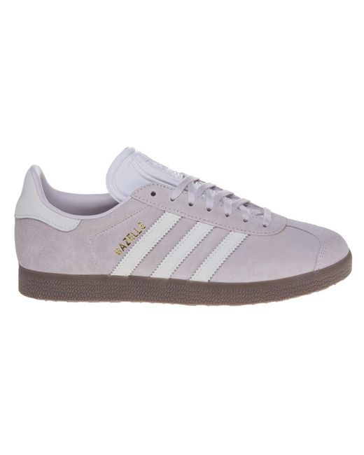 best authentic 3585b 09b5a ... Adidas - Multicolor Gazelle Trainers - Lyst ...