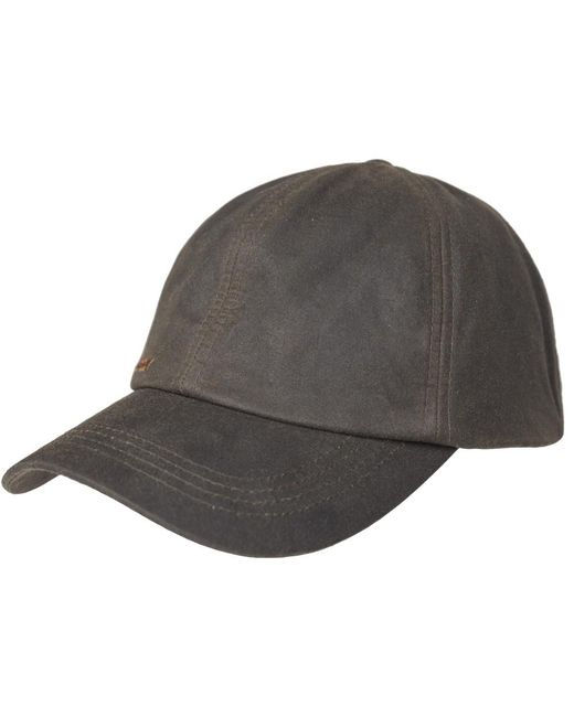 f2e41ee5fdb Barbour Prestbury Sport Cap in Green for Men - Save 24% - Lyst