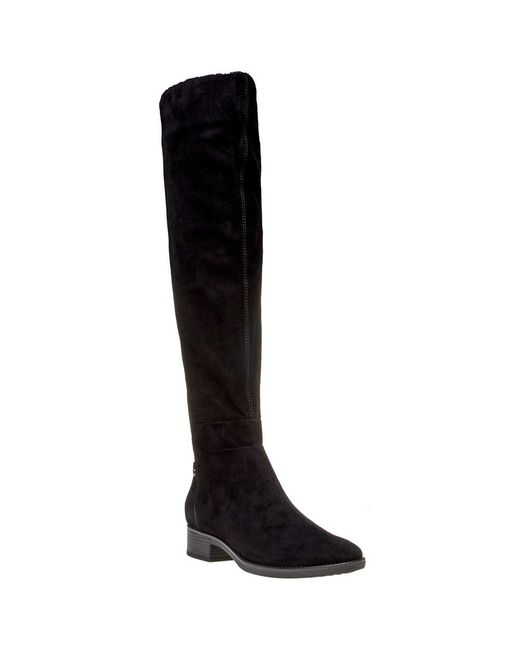 Geox - Black Felicity Boots - Lyst