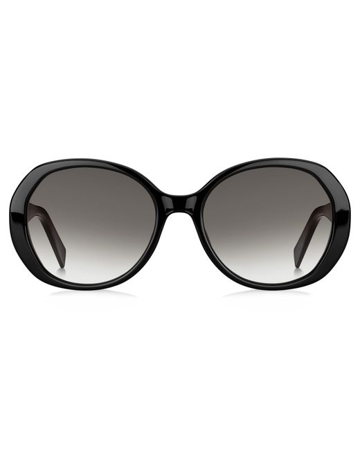 Marc Jacobs Gray Marc 377/s Round Sunglasses