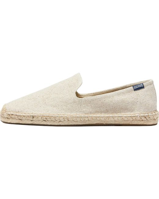Soludos Natural Custom Smoking Slipper