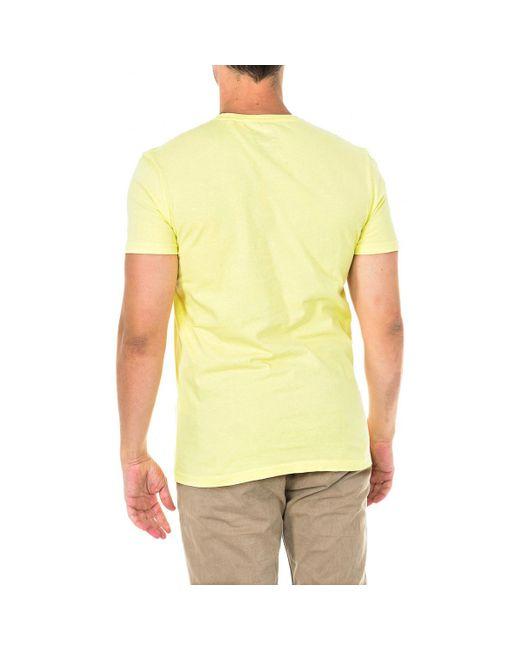 Camiseta manga corta Superdry de hombre de color Multicolor