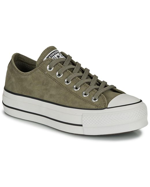 Lage Sneakers Chuck Taylor All Star Lift Ox