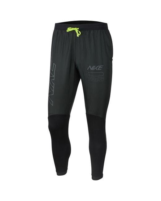 Nike Trainingsbroek Phenom Elite Track Pant in het Black voor heren