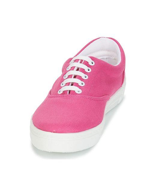 André Lage Sneakers Britney in het Pink