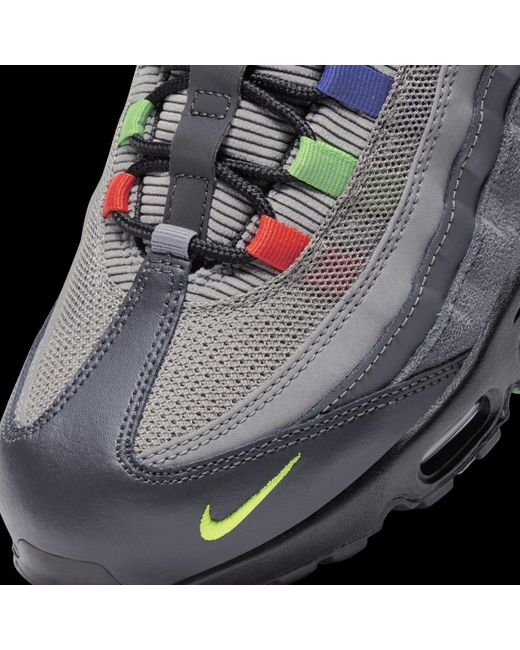 Baskets Air Max 95 Chaussures Nike pour homme en coloris Gris - Lyst