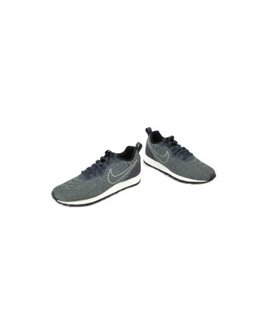 size 40 ed5eb f11cb Nike - Gray Wmns Md Runner 2 Eng 916797 Women s Sneakers Women s Shoes  (trainers) ...