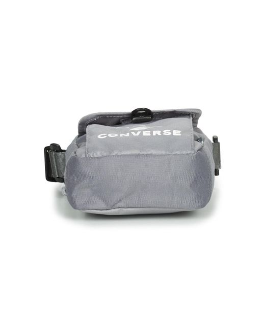 25fc486b81 ... Lyst Converse - Gray Cross Body 2 Men s Pouch In Grey for Men ...