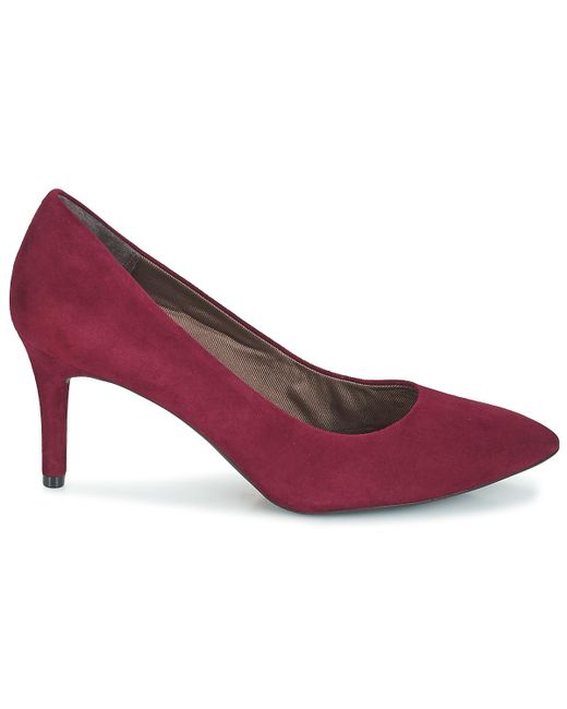 c89afe769fb Rockport Tm75mmpth Plain Pump Women's Court Shoes In Pink in Pink - Lyst
